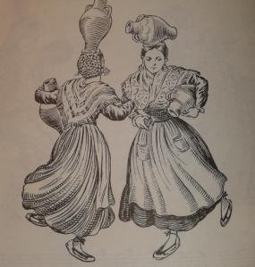 Ball de càntir. Recollida per Joan Amades. (AMADES, Joan, 1982. pg. 315, vol. II)