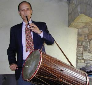 Galobet i tamborin (Provença)