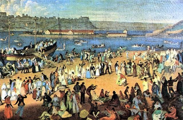 Resultat d'imatges de festa al riu pla calbo